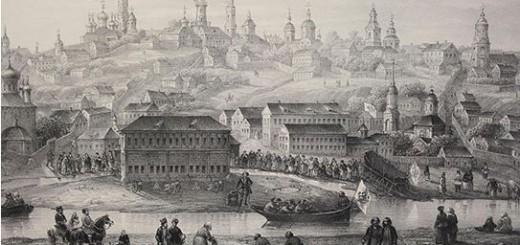 Воронеж в петровский период